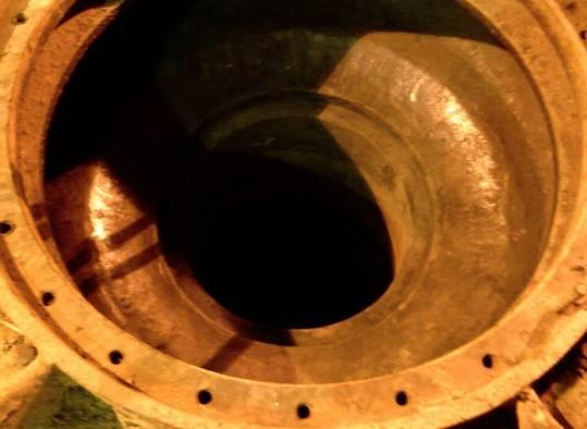 水泵泵壳修复